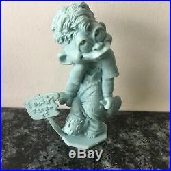 Vintage Original 1964 Marx Nutty Mads Blame Its It Figures Full Set of 6