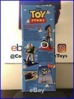 Vintage Original Disney Toy Story Woody 1995 with Original Box! Wow