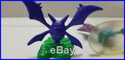 Vintage Pokemon Auldey TOMY Toy Figure 2 golbat zubat crobat FREESHIP! RARE