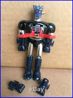 Vintage Popy Mazinger Z Shogun Warrior Power Ranger Go Nagai robot toy figure 70