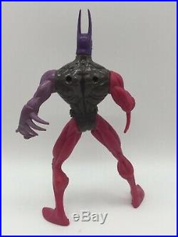 Vintage Prototype Legends Of The Dark Knight BATMAN DETECTIVE Figure Toy KENNER
