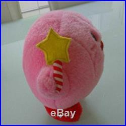 Vintage Rare 1993 Bandai Kirby Plush Toy Figure 20cm x 24cm From JP