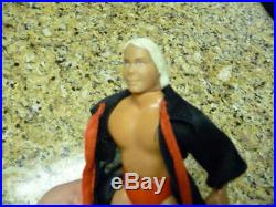 Vintage Remco AWA 1985 Playboy Buddy Rose All-Star action figure wrestling toy
