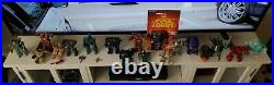 Vintage Rock Lords 80's Tonka Action Figure Toy Transformers Lot