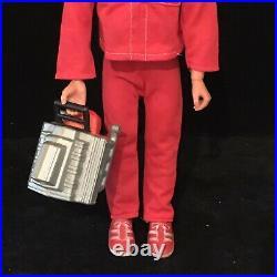Vintage Six Million Dollar BIONIC MAN Steve Austin Figure Kenner Rare Toy Works