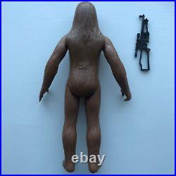 Vintage Star Wars 12 CHEWBACCA 1979 Figure Toy Kenner Hong Kong