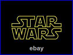 Vintage Star Wars 12 DARTH VADER & Lightsaber 1979 Figure Toy Kenner Hong Kong