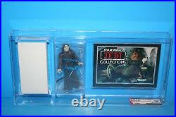 Vintage Star Wars Afa Graded The Emperor U80+nm Bagged/box/toy Figures Weapon CV