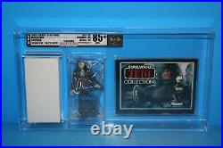Vintage Star Wars Afa Graded The Emperor U85+nm Bagged/box/toy Figures Weapon CV