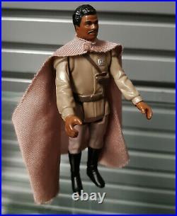 Vintage Star Wars Last 17 General Lando Calrissian 3.75 toy Figure 1985