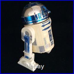 Vintage Star Wars R2-D2 6 Action Figure Toy Kenner 1977 Hong Kong 12 Range