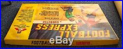 Vintage Subbuteo Football Express with Ken Baily figure. Excellent condition