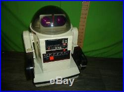 Vintage TOMY Omnibot RX robot RC figure toy