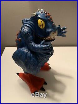 Vintage ThunderCats Action Figure LJN Toy Lot WilyKat Snarf Astral Moat Monster