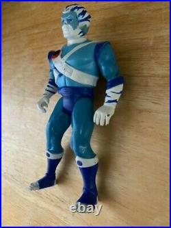 Vintage Thundercats BENGALI Ben Gali toy, figure (1987) LJN function works RARE
