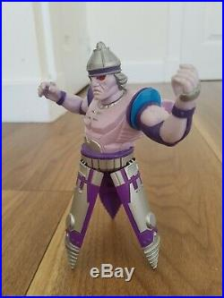Vintage Thundercats rare toy 1984 Driller Figure Good Working Condition