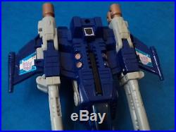 Vintage Toy TRANSFORMERS TRIGGERHAPPY Complete G1 Targetmaster Figure