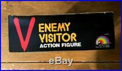 Vintage Toy V Enemy Visitor LJN Figure Doll 4500 1984 New Sealed