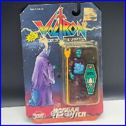 Vintage Voltron Lion Action Figure Toy Panosh Place Moc Haggar Witch 1984 Cat