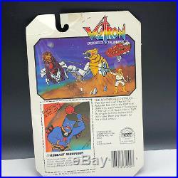 Vintage Voltron Lion Action Figure Toy Panosh Place Moc Robeast Scorpious Blue