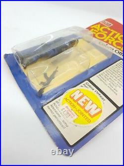 Vintage gi joe action force COBRA OFFICER toy figure moc HASBRO Palitoy rare 2