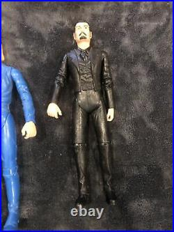 Vintage marx johnny west figure and accesory lot
