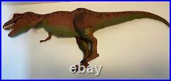 Vtg 1993 Kenner Jurassic Park JP09 T-REX Dino Toy Action Figure Roarin WORKS
