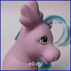 Vtg G1 My Little Pony friend Oakly the Moose MLP 80's toys Hasbro Oakley