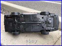 Vtg KNIGHT RIDER 2000 KITT Car & Michael Knight Action Figure Kenner Toys 1983