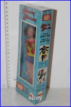 Wonder Woman Mego 1973 Super-gals! Vintage Toy 8 Inch Action Figure