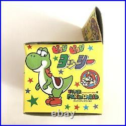 Yoshi Super Mario World Figure SNES Japan Takara Vintage Toy Super Famicom